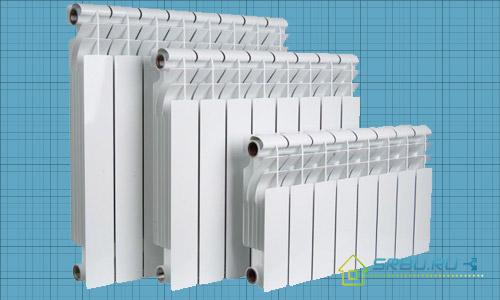 Какие алюминиевые радиаторы лучше выбрать