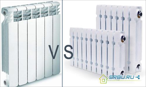 Что лучше биметаллические радиаторы или чугунные