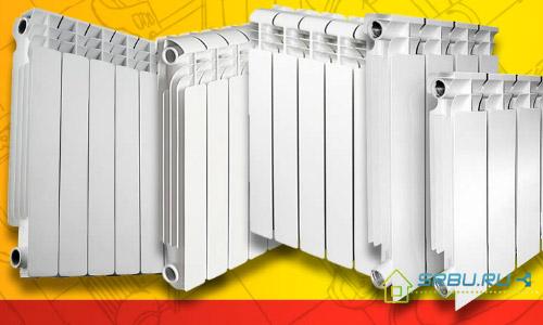 Технические характеристики и свойства алюминиевых радиаторов