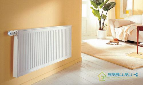 Характеристики стальных радиаторов отопления