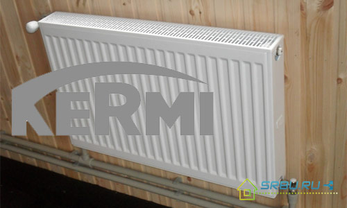 Технические характеристики радиаторов Kermi