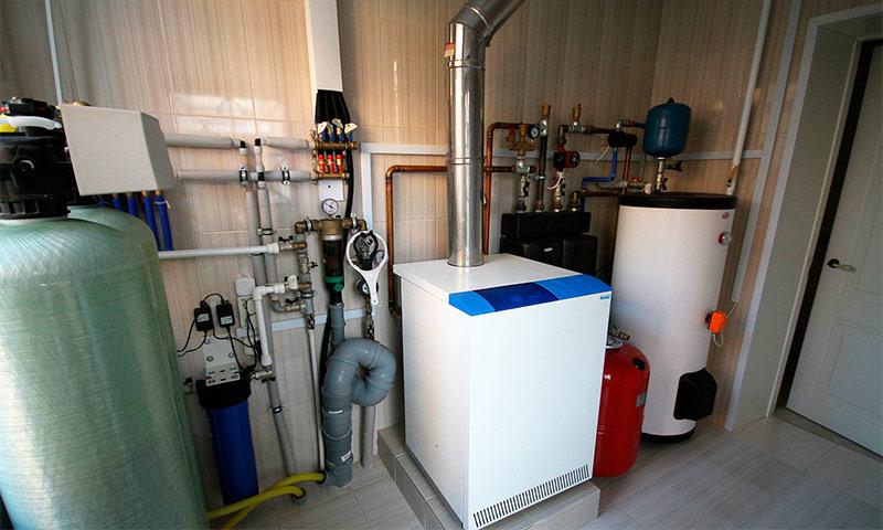 Правила и нормы установки газового котла в частном доме