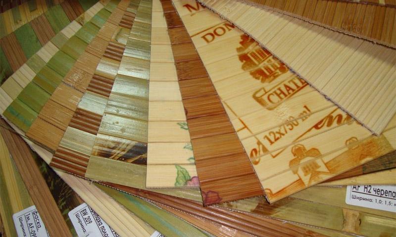 обои бамбуковые цена фото