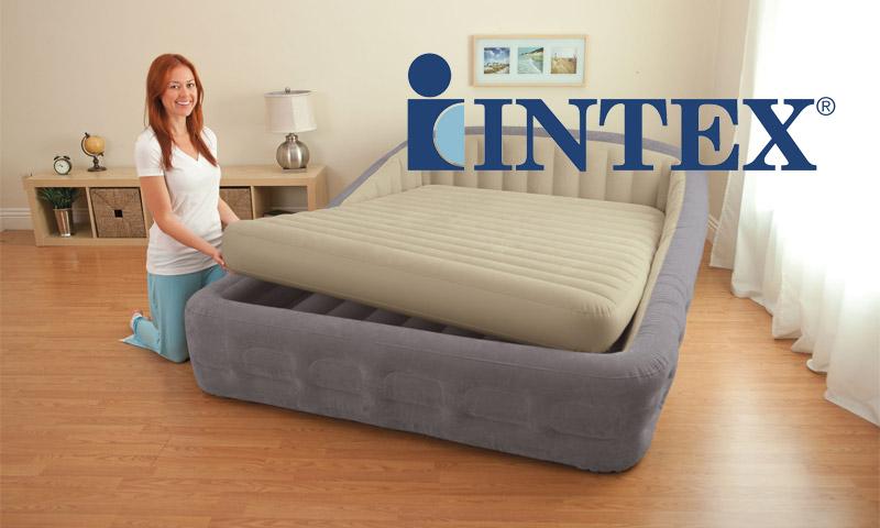 Дырка в надувной кровати