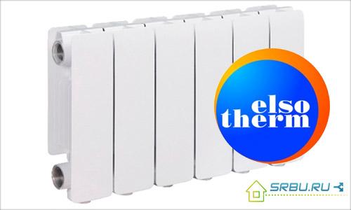 Радиаторы Elsotherm