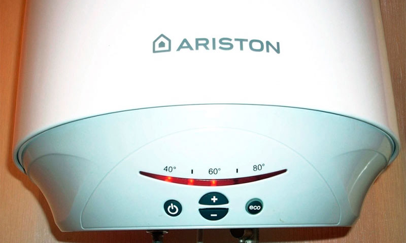 Инструкция накопительного водонагревателя ariston