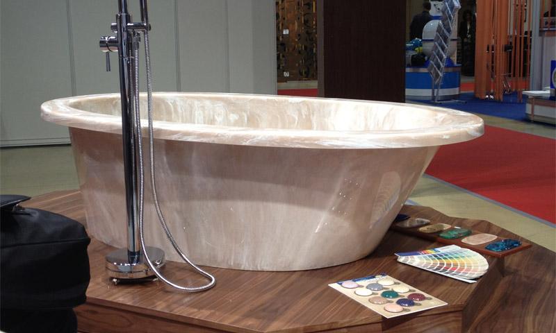 Отзывы и мнения о ваннах из литьевого мрамора