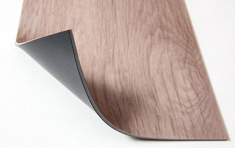 Гибкая кварц-виниловая плитка