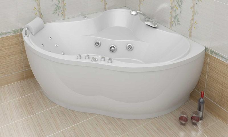 Роскошь для вашей ванной комнаты