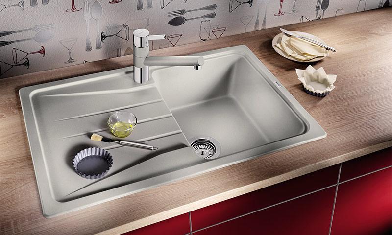 Как правильно выбрать раковину для кухни?