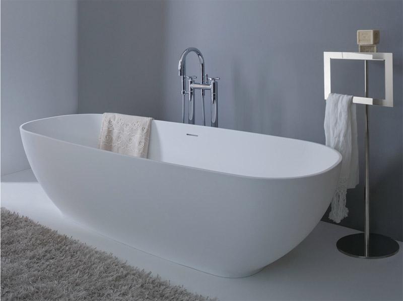 Керамическая ванна