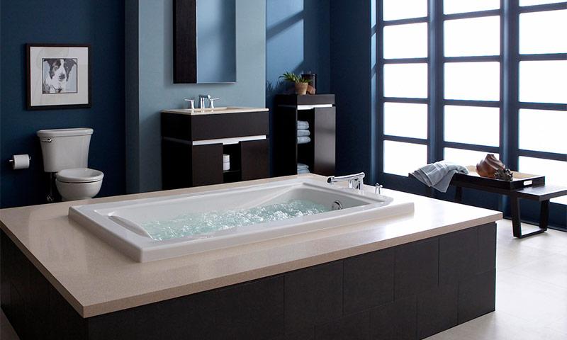 Лучшая ванна чугунная, акриловая или стальная