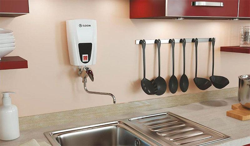 Безнапорный электрический водонагреватель