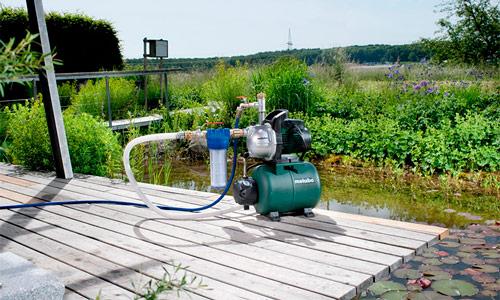 Какую станцию водоснабжения выбрать для частного дома