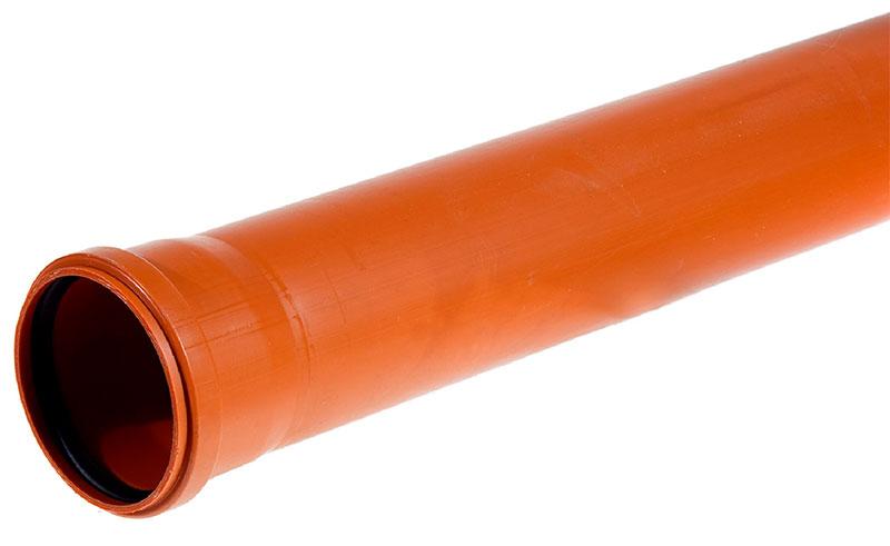 Труба для наружной канализации из полипропилена