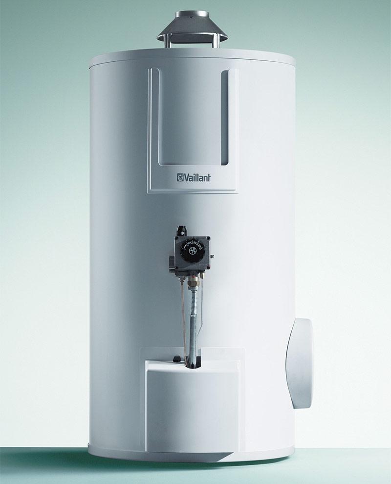 Накопительный газовый нагреватель