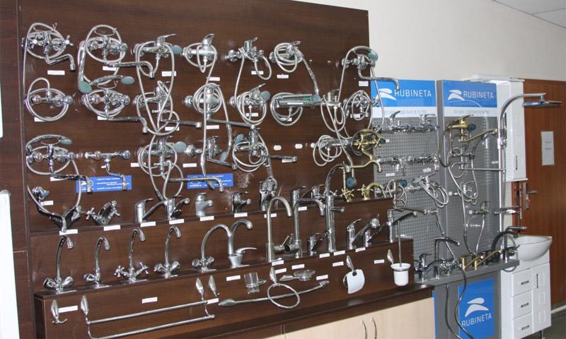 Виды смесителей различных конструкций