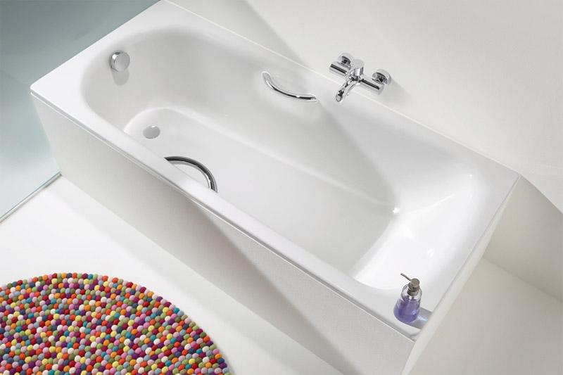 Ванна прямоугольной формы
