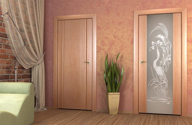 Как выбрать деревянные двери