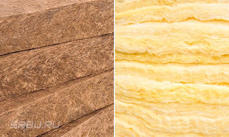 Базальтовая плита или минеральная - что лучшие применить для утепления