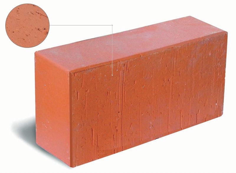 Структура керамического кирпича