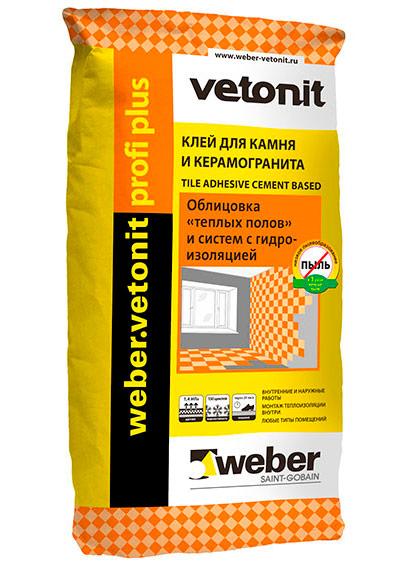 Weber Vetonit Profi Plus