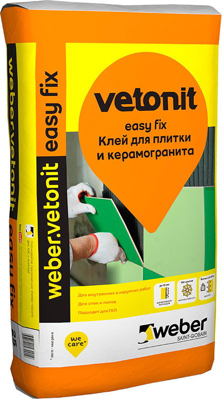 Weber Vetonit Easy Fix