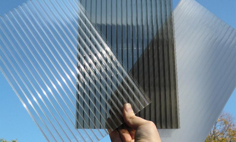 какой толщины используют поликарбонат для теплиц