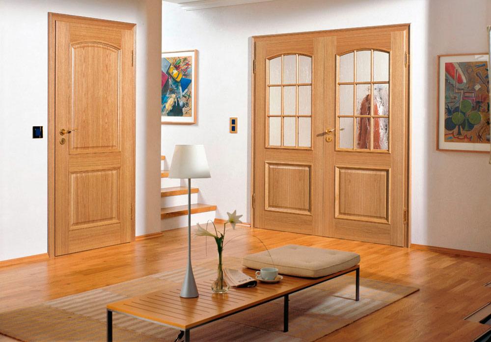 Какой цвет межкомнатных дверей сейчас в моде