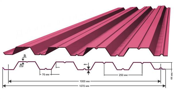 Профиль HC44