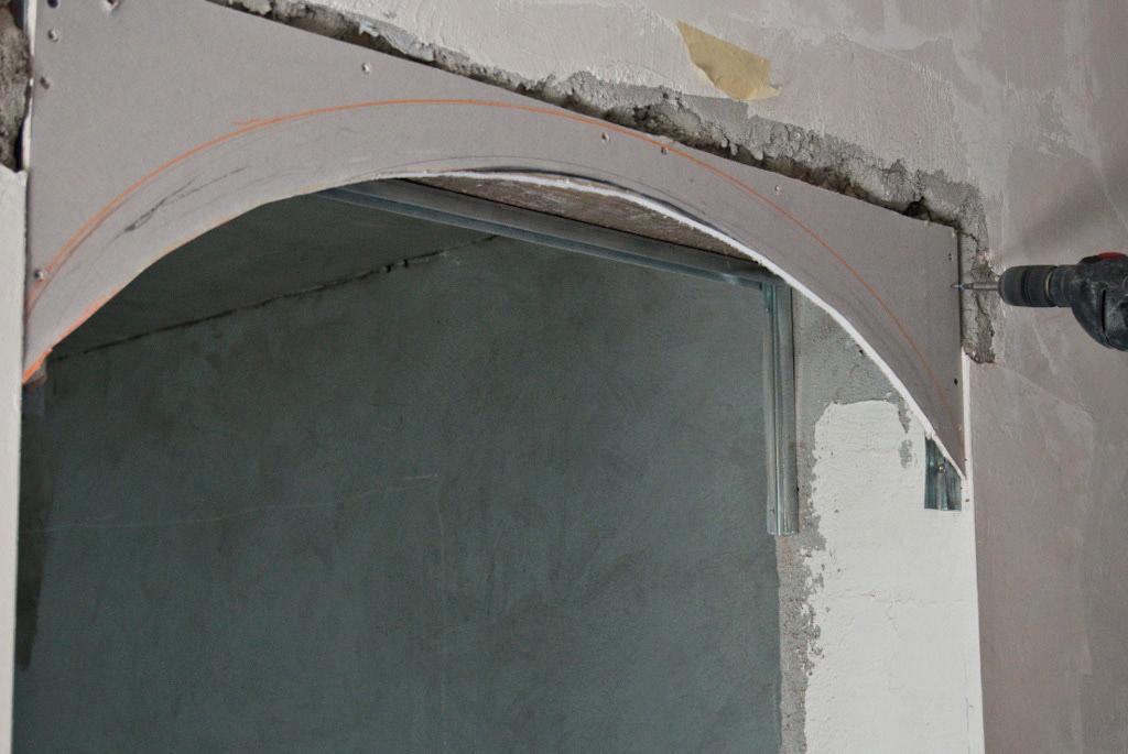 арка своими руками пошаговая