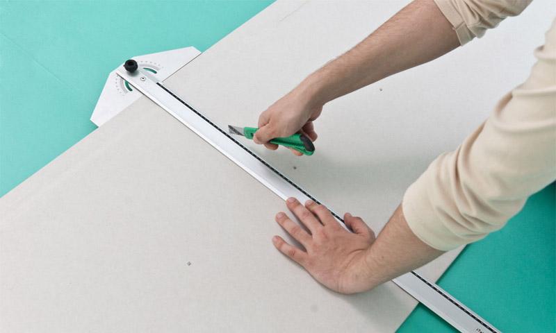 Как резать гипсокартон и какие инструменты для этого использовать