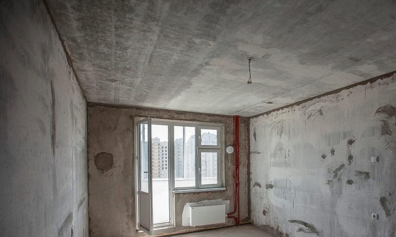 Перекрытие потолка
