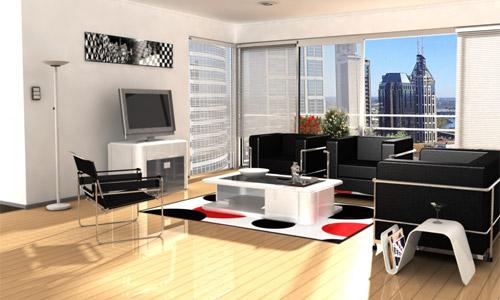 Определитесь с дизайном интерьера и планом ремонта