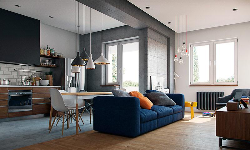 4 главных преимущества покупки квартиры студии в Москве
