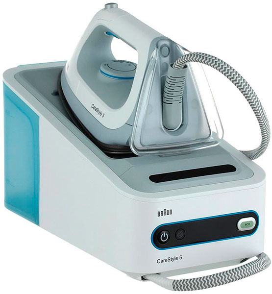 Braun IS 5022WH CareStyle 5