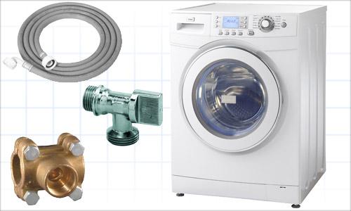 Как подключить стиральную машину к водопроводу