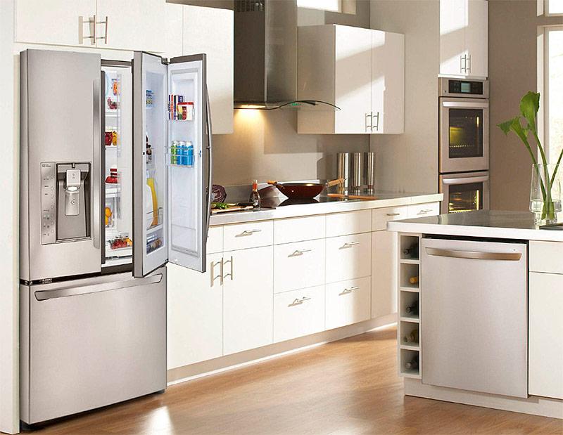 Холодильник с высоким уровнем удобства