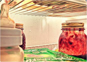 Холодильник с мокрой стенкой