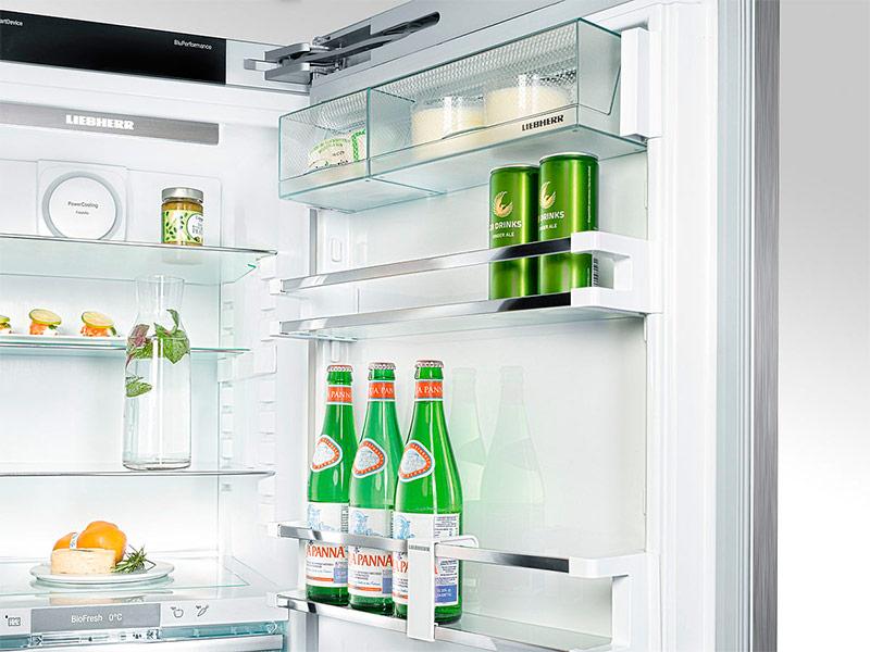 Полезный объем холодильника