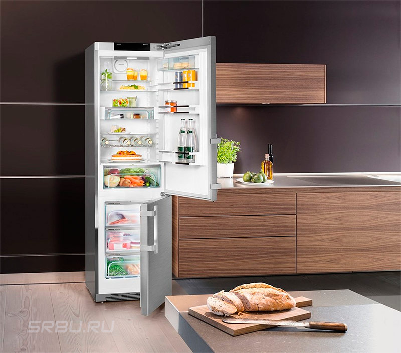 Простой холодильник