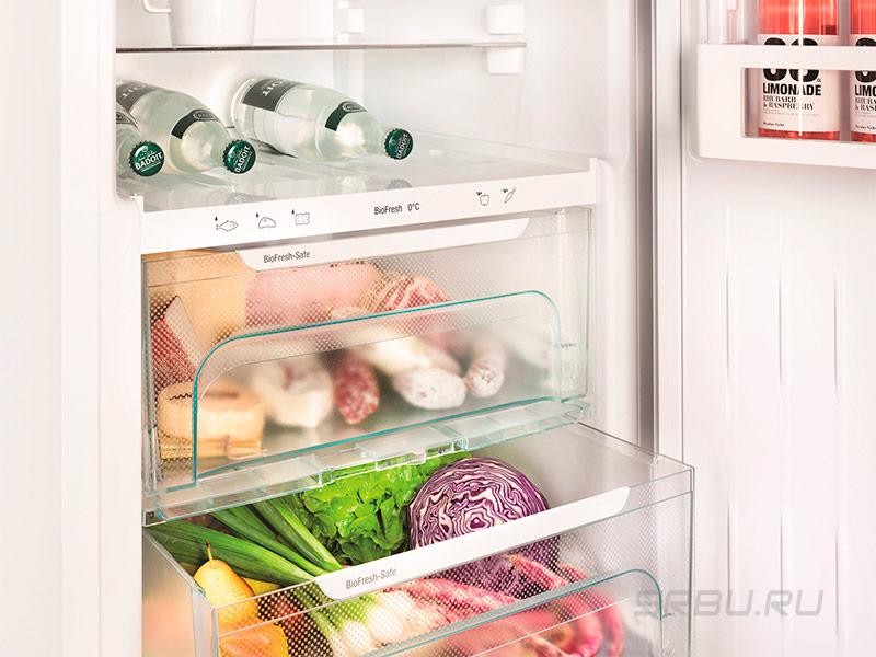 Холодильник с зоной свежести