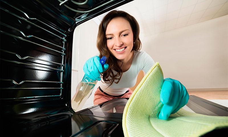 Какой тип очистки духовки лучше всего работает