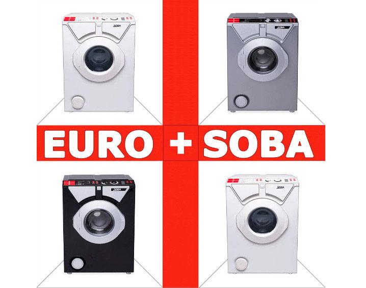 Стиральные машины Eurosoba