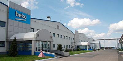 Завод Beko