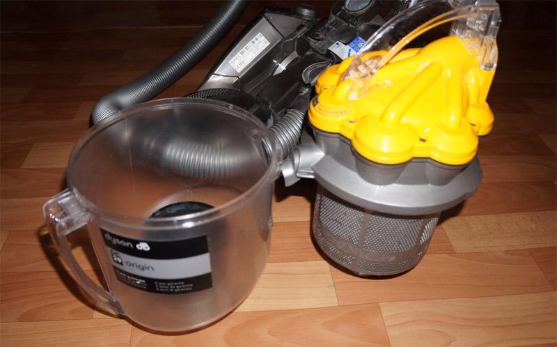 Контейнер для сборы пыли