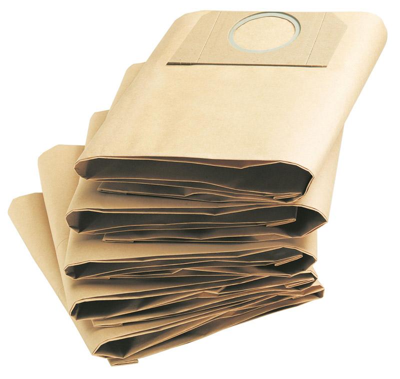 Одноразовый бумажный мешок