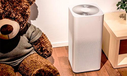 Очистка воздуха от запахов в квартире
