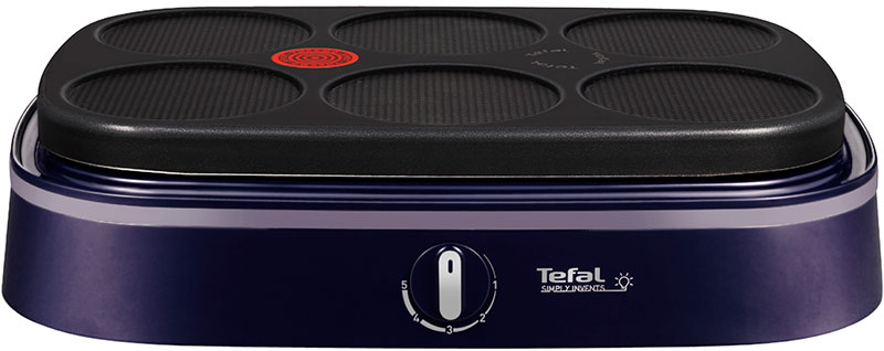 Tefal PY 6044 CrepParty dual