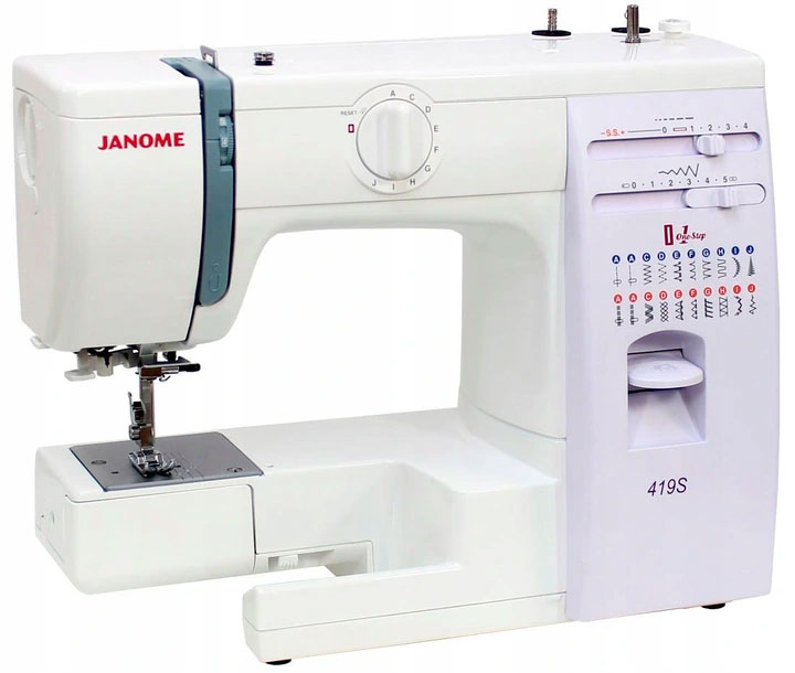 Janome 419S 5519